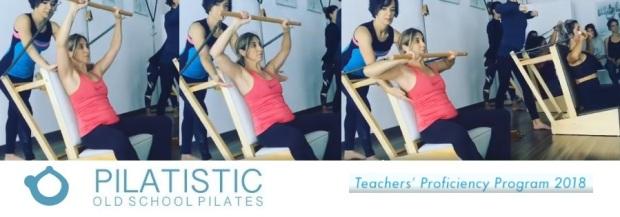 Fernanda Millions en Pilatistic- Proficiency Master 2018