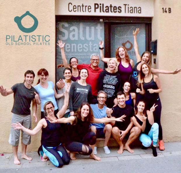 Pilatistic Old Pilates- Moses Urbano - July 2017 Fernanda Millions Dutra - Pilates Sant Celoni 001