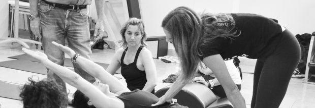 Fernanda Millions Dutra- Classical Pilates Convention Pisa 2015
