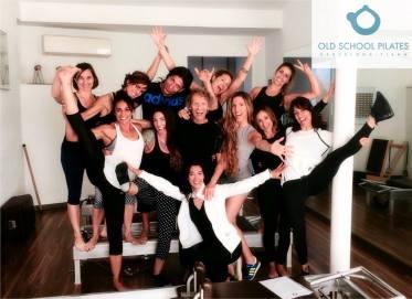 Fernanda Millions Dutra- Pilates Sant Celoni- Meeting Centre Tiana Junio 2016