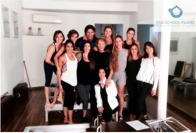 Fernanda Millions Dutra- Pilates Sant Celoni- Meeting Tiana Junio 2016