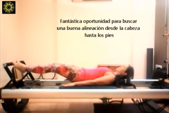 pilates-sant-celoni-fernanda-millions-dutra-workshop-video-ejercicios-iniciales-reformer-footwork