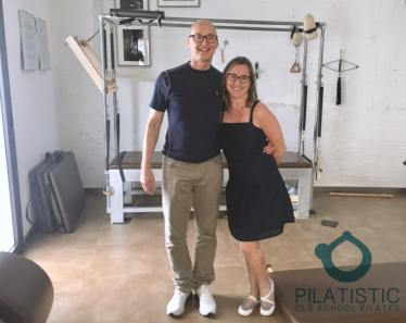 Fernanda Millions Dutra con Peter Fiasca - Pilatistic 27 may 2017 - 01