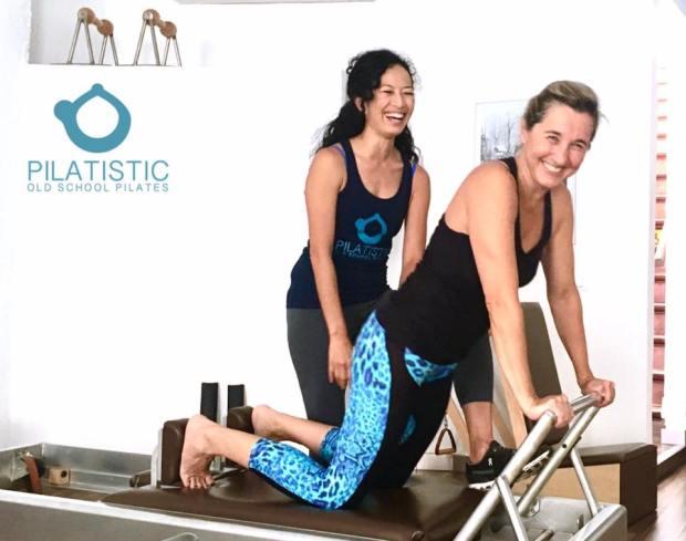 Fernanda Millions Dutra- Pilates Sant Celoni- Pilatistic Old Pilates- Sandy Shimoda workshop - Sept 2017 01