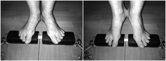 Pilates para pies- Wunda Chair pies cavos- pies planos- pronación - supinación- Fernanda Millions Dutra- Pilates Sant Celoni